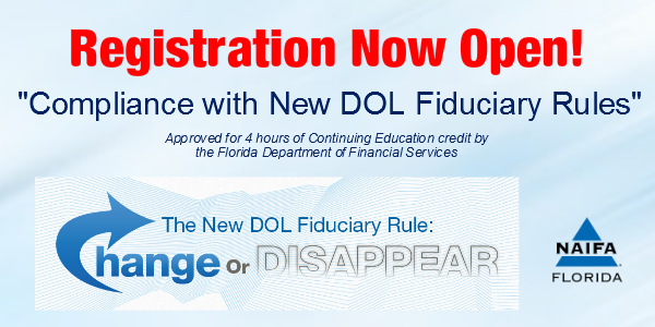 DOL Registration Open
