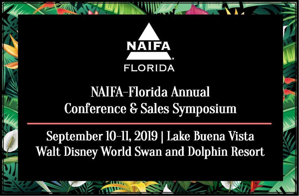 2019 NAIFA-Florida Annual Conference and Sales Symposium